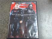 WARNER BROTHERS DVD BATMAN V SUPERMAN DAWN OF JUSTICE